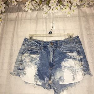 American Eagle Jean Shorts.